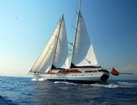 Embarking on a yacht charter in Turkey